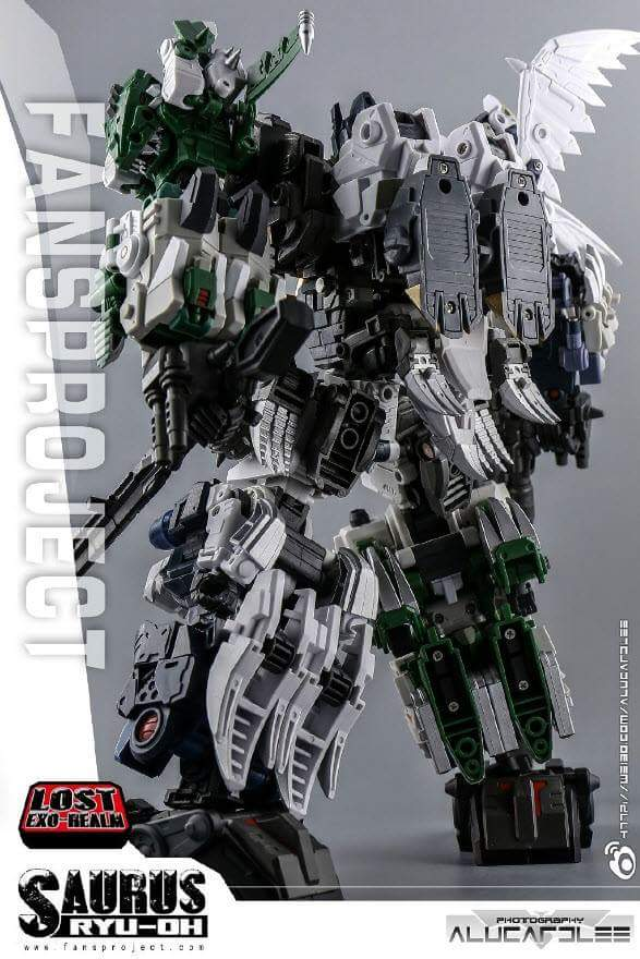 [FansProject] Produit Tiers - Jouet Saurus Ryu-oh aka Dinoking (Victory) | Monstructor (USA) - Page 2 CVV3bcDs