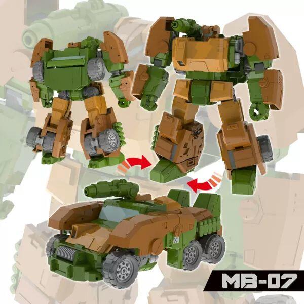 [FansHobby] Produit Tiers - Master Builder MB-07 Gun Buster - aka Roadbuster/Cahot des Wreckers IDW Z2V7Ffof