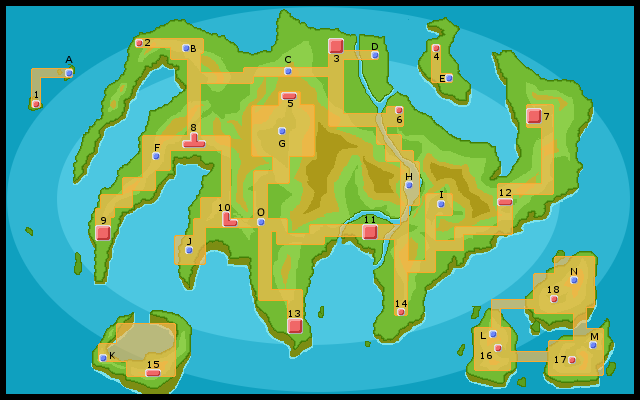 Region Map! IQiBjiQU