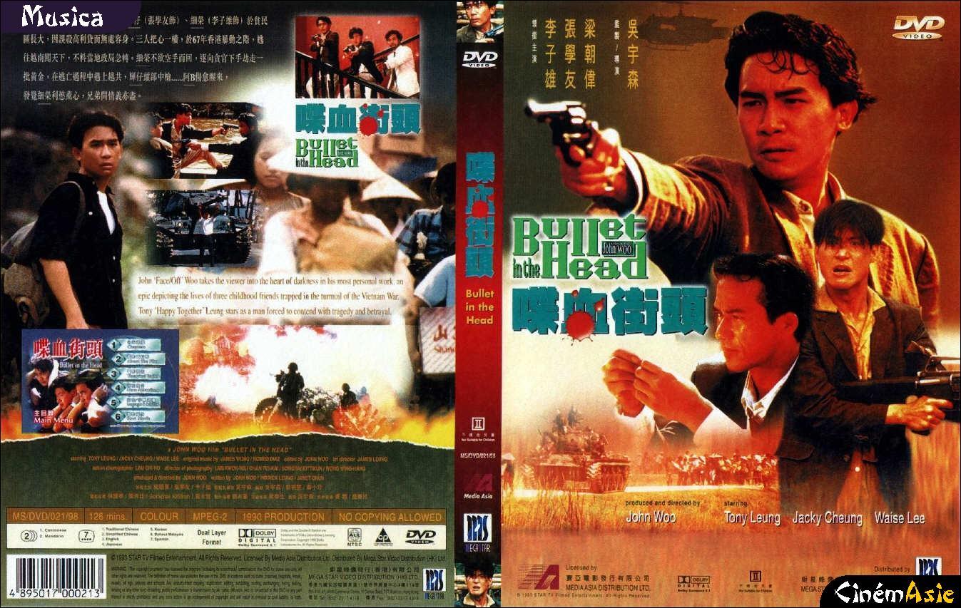 Bullet In The Head 1990 Thuyết Minh/ Điệp Huyết Nhai Đầu/ H264xAAC 720p