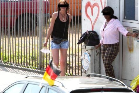 trabajadoras del sexo prostitutas callejeras barcelona