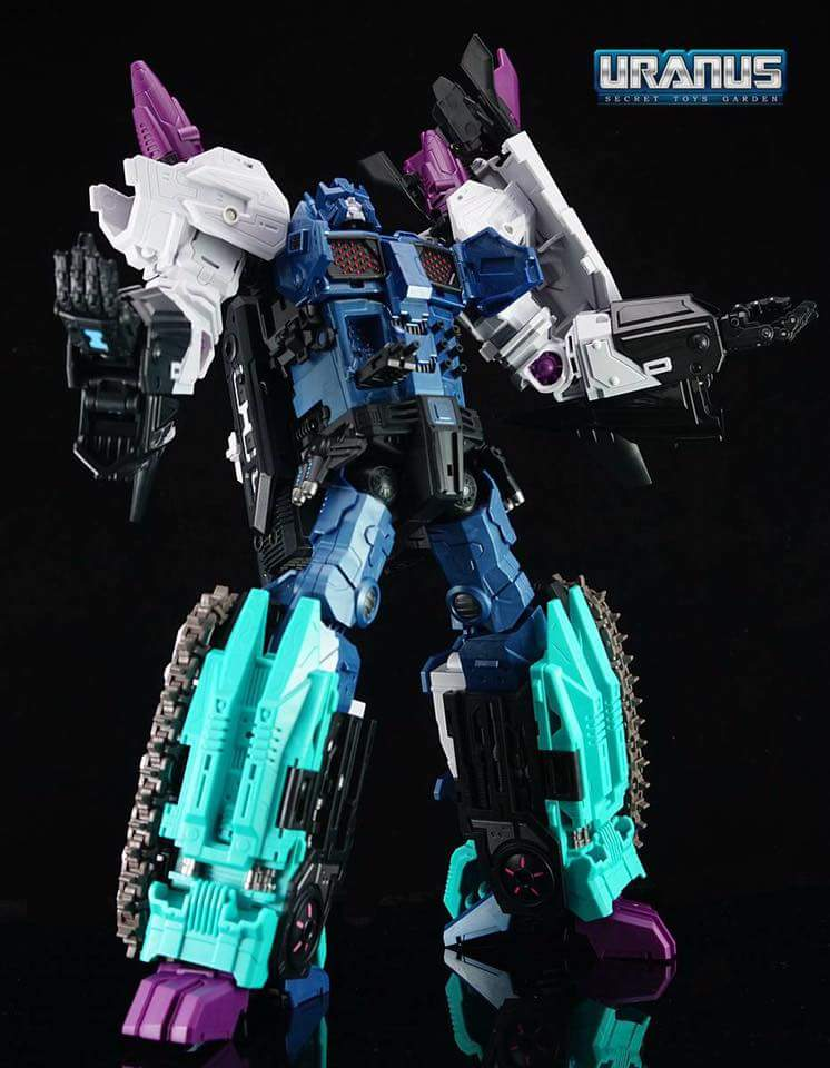 [Mastermind Creations] Produit Tiers - R-17 Carnifex - aka Overlord (TF Masterforce) - Page 3 Q5QVeEFG