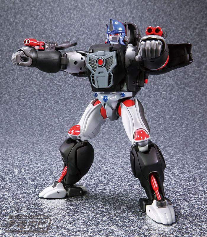 [Masterpiece] MP-32, MP-38 Optimus Primal et MP-38+ Burning Convoy (Beast Wars) - Page 4 MVj0uS7C
