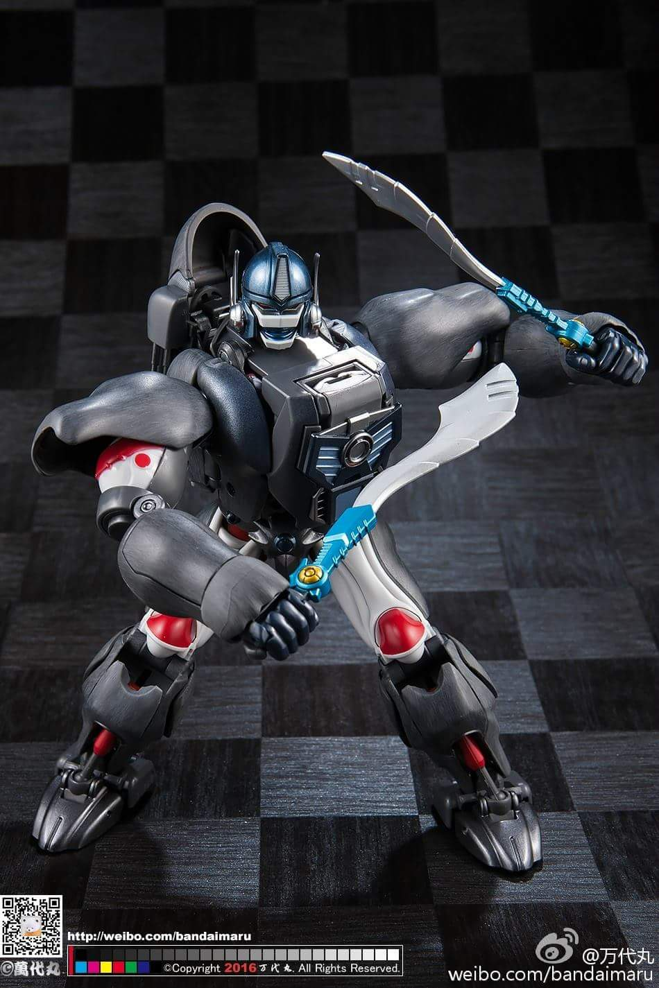 [Masterpiece] MP-32, MP-38 Optimus Primal et MP-38+ Burning Convoy (Beast Wars) - Page 4 NBWpQZxH