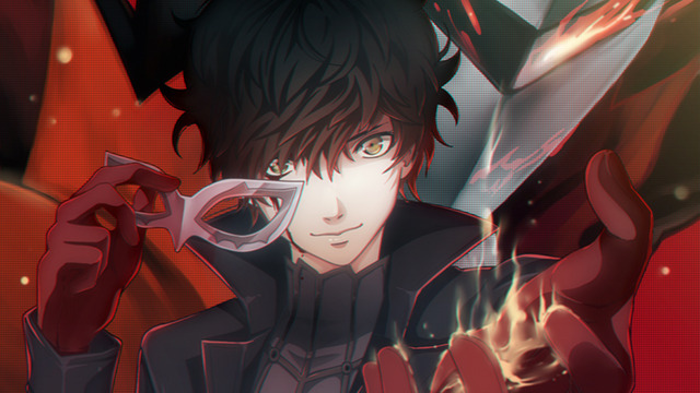The Red Joker: Akira's ID SHPqcayL