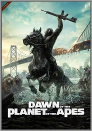 Dawn of the Planet of the Apes (2014) me titra shqip