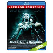 La Reina De Los Condenados (2002) BRRip 720p Audio Trial Latino-Castellano-Ingles 5.1