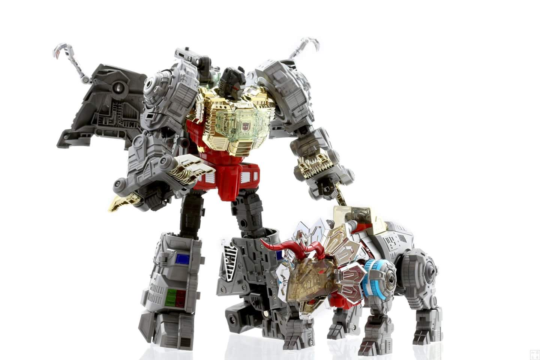 [GCreation] Produit Tiers - Jouet ShuraKing - aka Combiner Dinobots - Page 6 Plh7DMo8