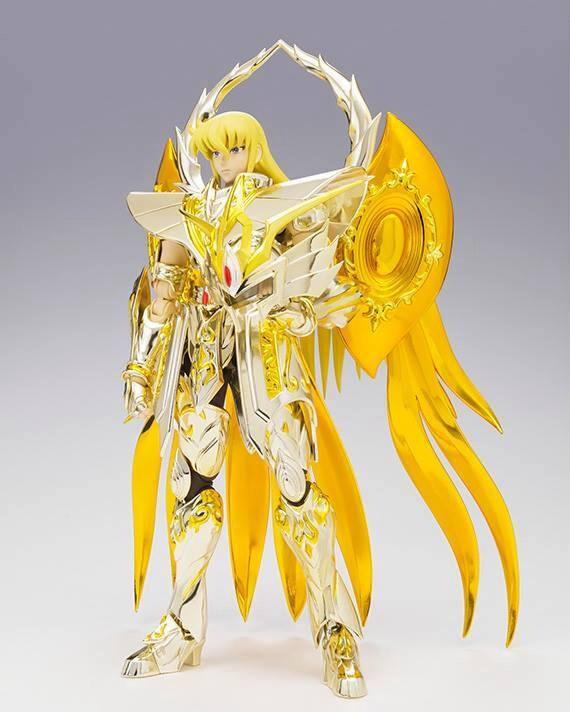 Myth Cloth Ex Virgo Shaka God Cloth (Soul of Gold)