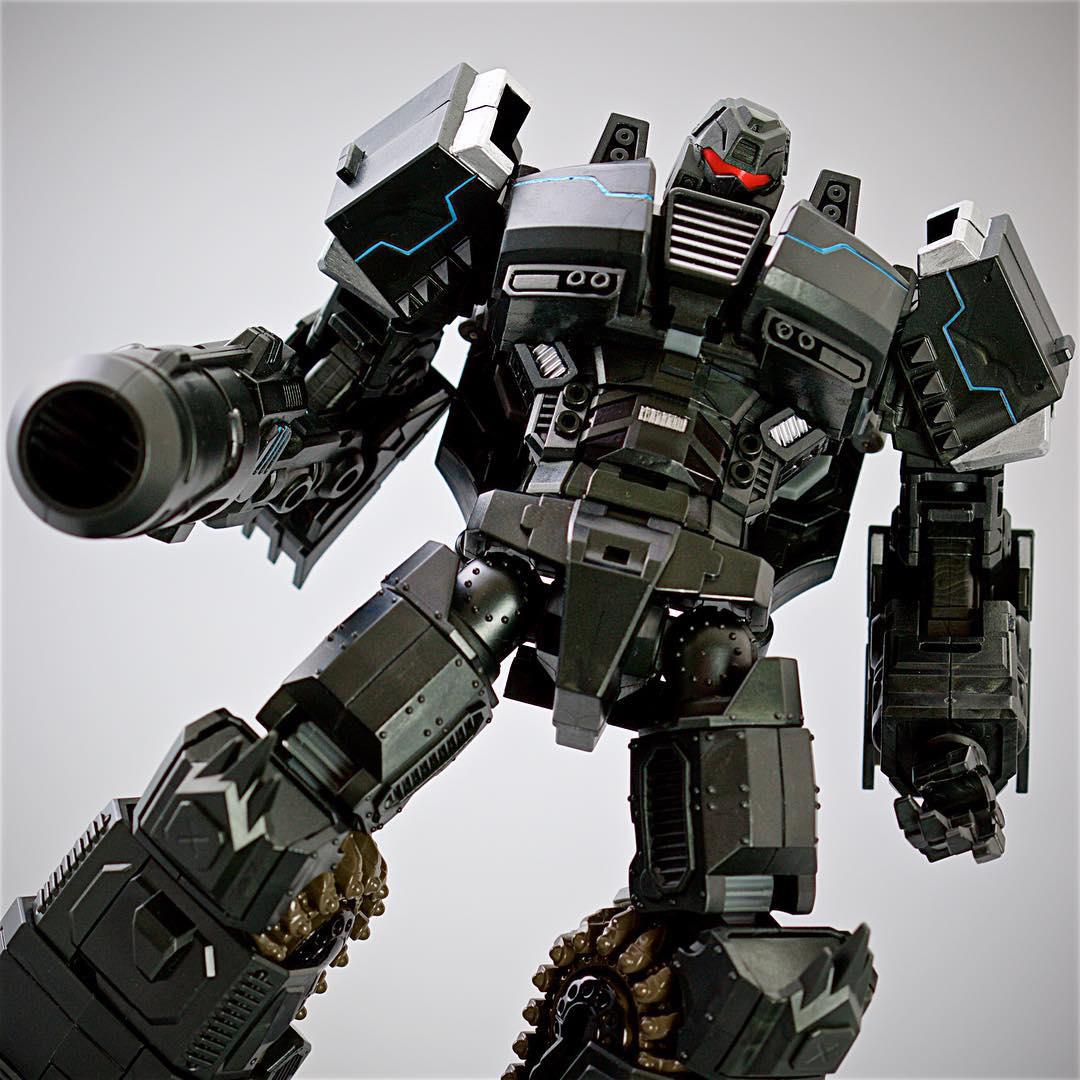 [Mastermind Creations] Produit Tiers - Reformatted R-13 Spartan (aka Impactor) des Wreckers + R-14 Commotus (aka Turmoil) - IDW 86959dyP