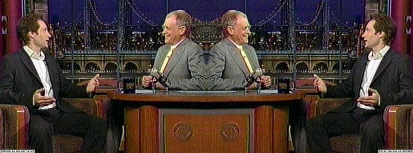 2004 David Letterman  QUwA6UnJ
