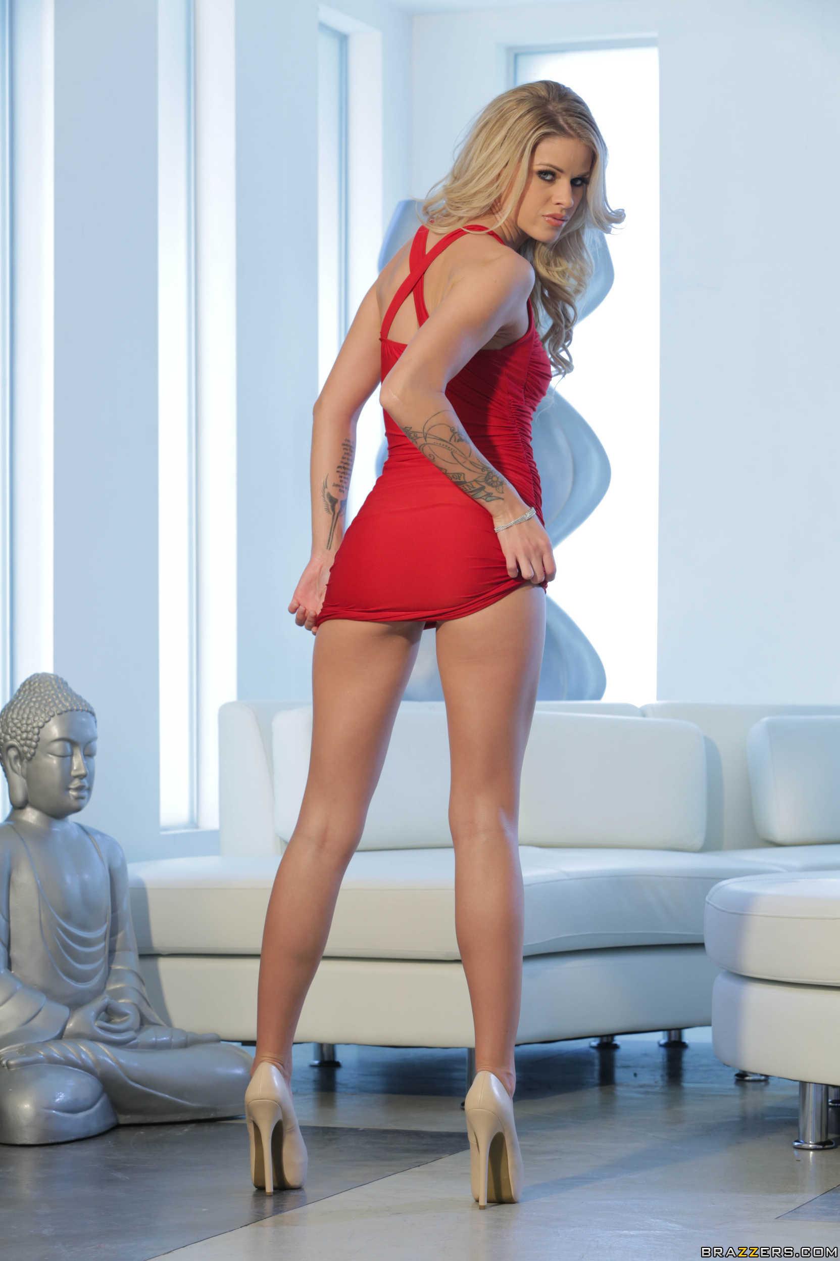 Jessa Rhodes - el arte de mostrar la vagina