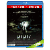 Mimic (1997) BRRip 720p Audio Trial Latino-Castellano-Ingles 5.1
