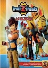 Invizimals: La alianza  [DVDRip Animacion Castellano 2013 Avi Oboom, Freakshare]