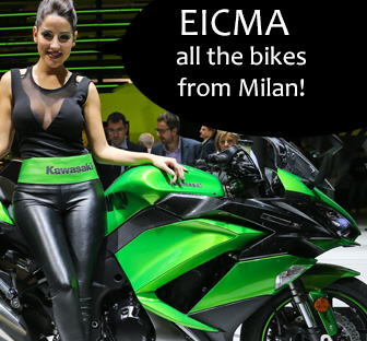 full EICMA 2016 coverage from Milan