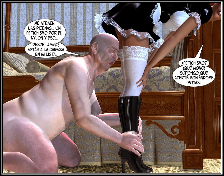 sexo con la trabajadora