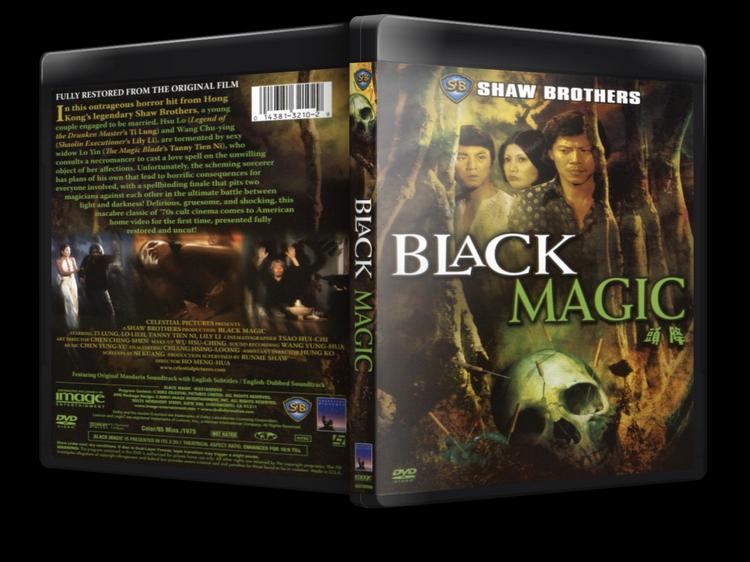 Fekete mágia (Jiang tou - Black Magic) [1975]