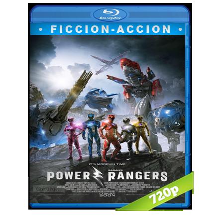 Power Rangers 720p Lat-Cast-Ing 5.1 (2017)