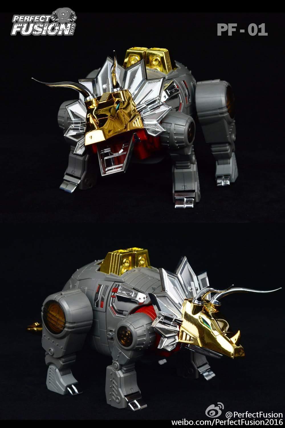 [PerfectFusion] Produit Tiers - Jouet PF-01 Cesium aka Slag/Scories (Dinobots) KVwNebEp