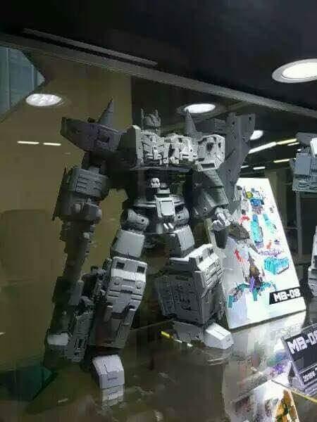[FansHobby] Produit Tiers - Master Builder MB-08 Double Evil - aka Overlord (TF Masterforce) FeFFktFC