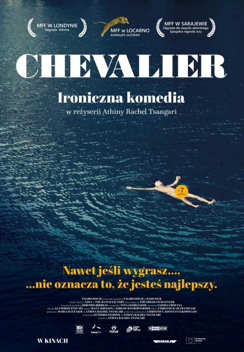 Chevalier (2015)  PLSUBBED.480p.BRRip.Xvid.AC3-MX / Napisy PL wtopione