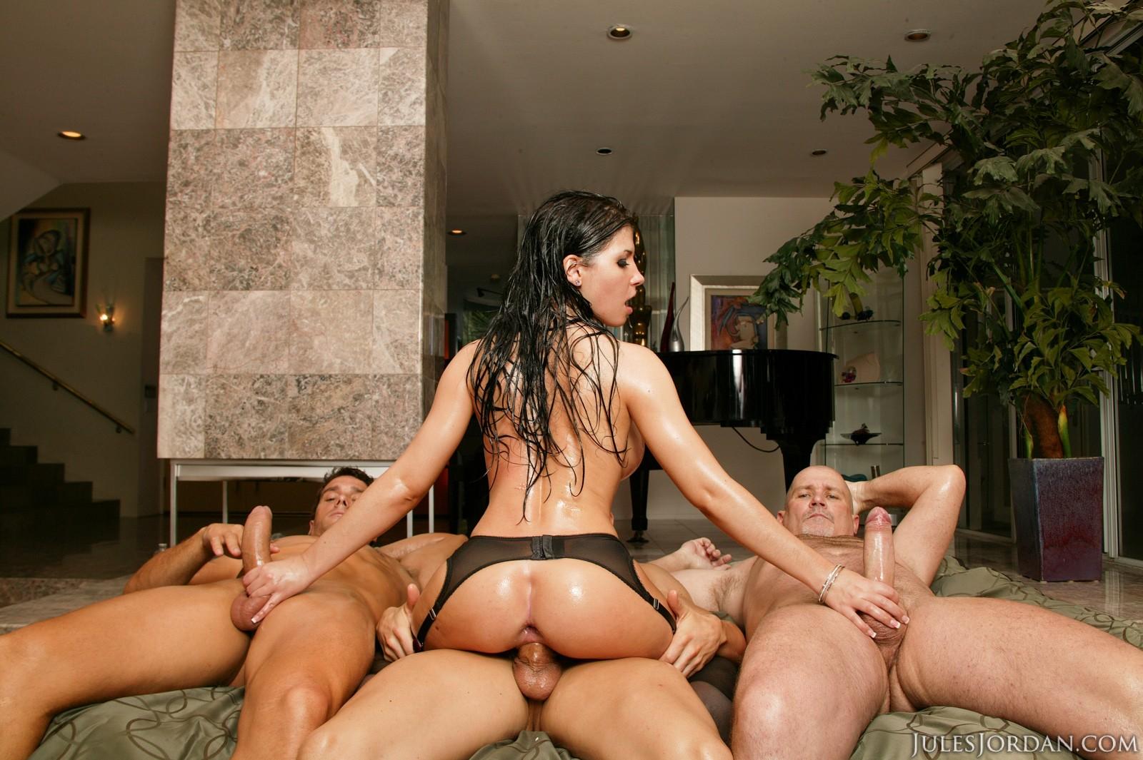 porn espanol doble penetracion anal