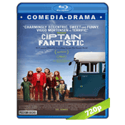 Capitan Fantastico (2016) BRRip 720p Audio Dual Latino-Ingles 5.1