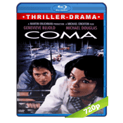 Coma (1978) BRRip 720p Audio Trial Latino-Castellano-Ingles 2.0