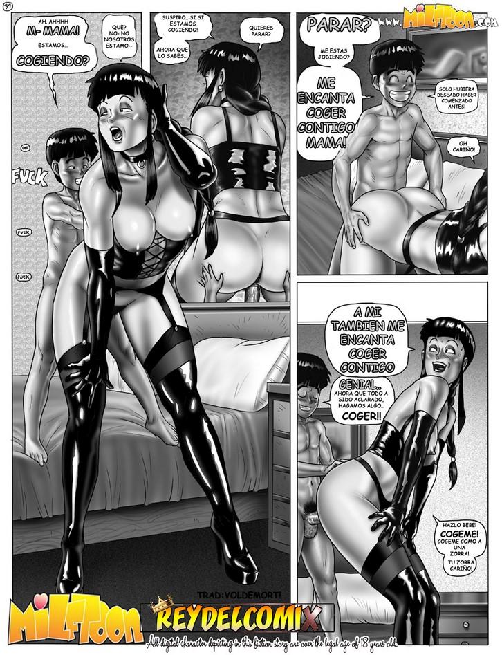 Main trunks y milk porn