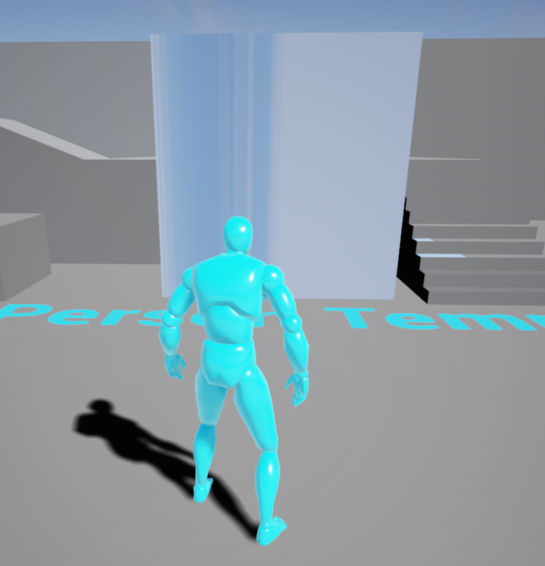 results with uv input
