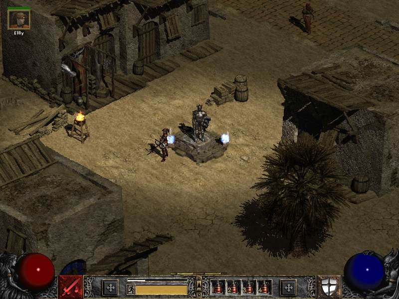 VOGONS • View topic - Diablo II + Glide wrapper: first