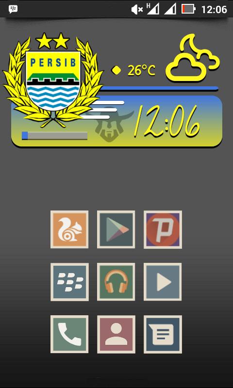 Download Widget Bola Persib Bandung Untuk Android