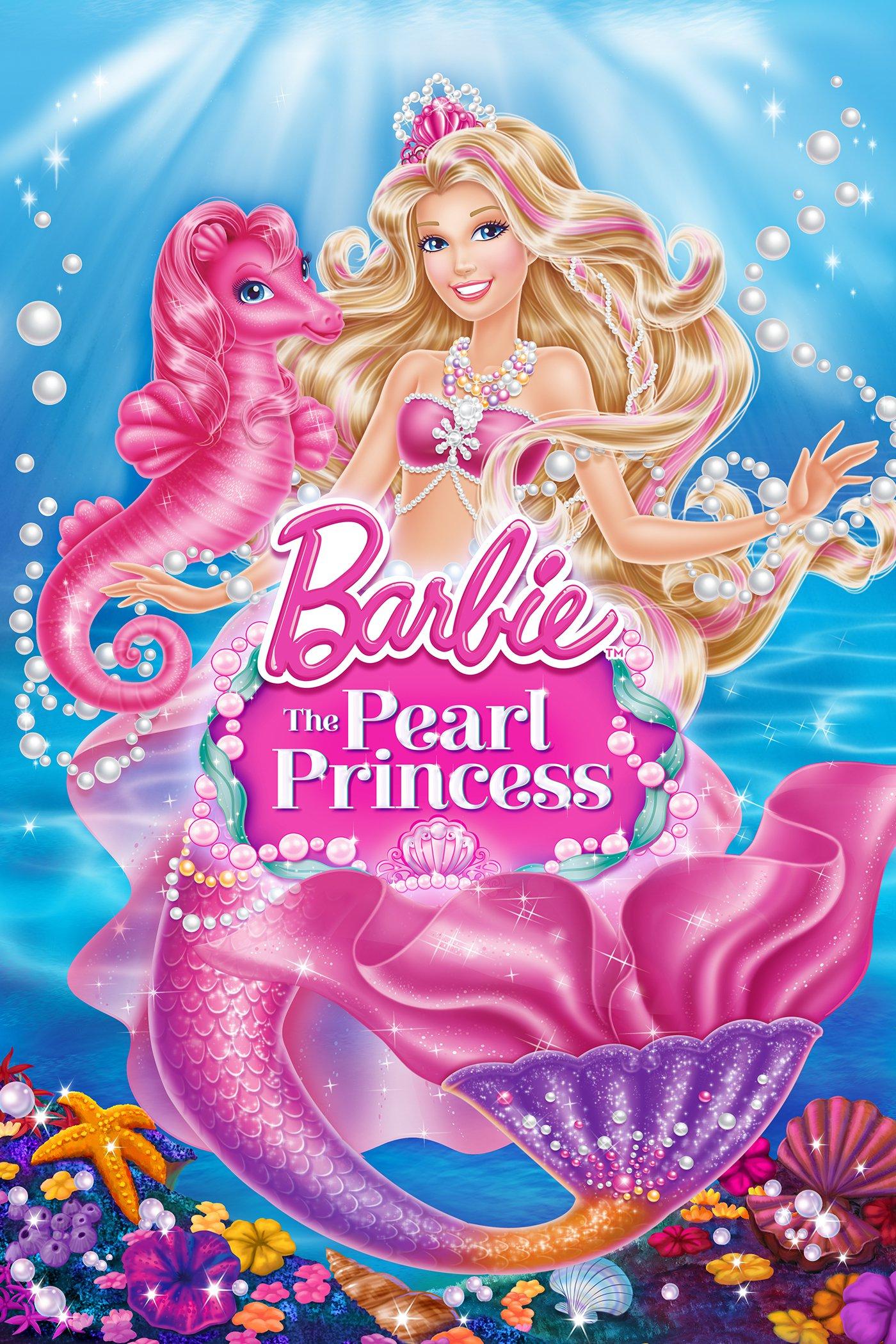 دانلود کارتون barbie in the pink shoes 2013