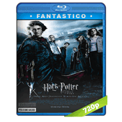Harry Potter Y El Caliz De Fuego (2005) BRRip 720p Audio Trial Latino-Castellano-Ingles 5.1