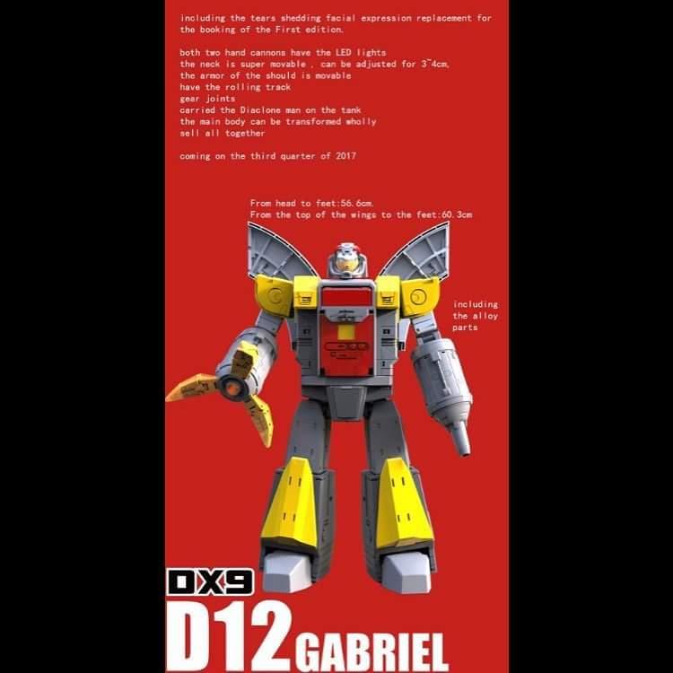 [DX9 Toys] Produit Tiers - Jouet D-12 Gabriel et D-12X Gabriel-X - aka Omega Supreme  et Omega Sentinel (Gardien de Cybertron) 59Ij0L79