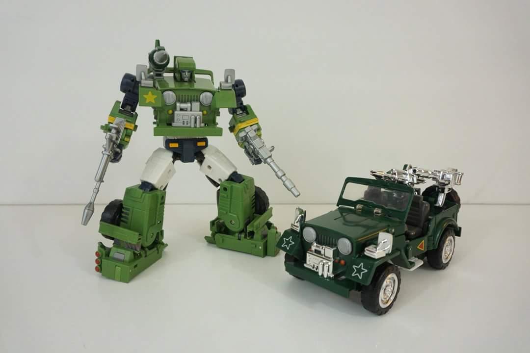 [Maketoys] Produit Tiers - Jouet MTRM-02 Gundog - aka Hound/Dépisteur Knte9U7S