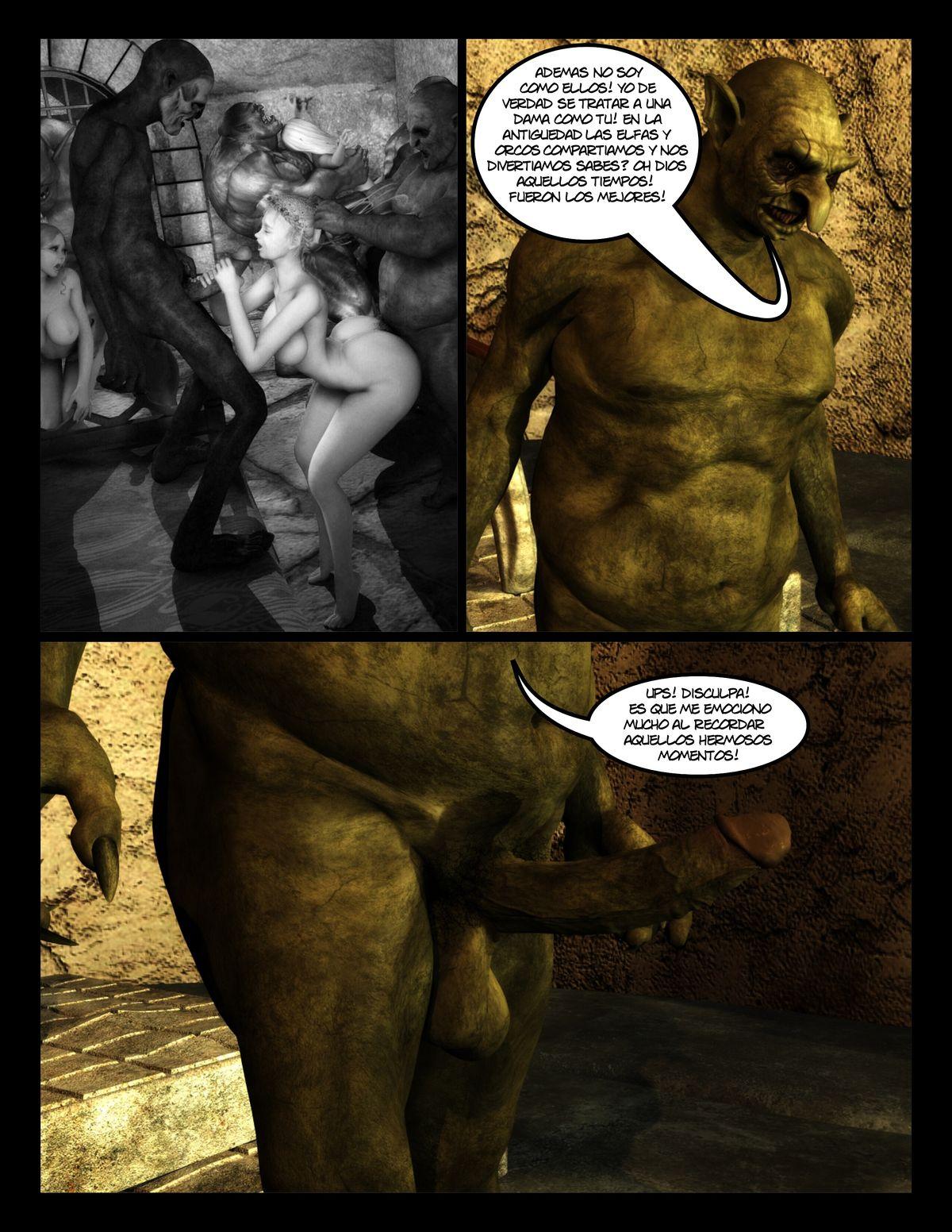 Hermosas criaturas 2 (Comic Moiarte)