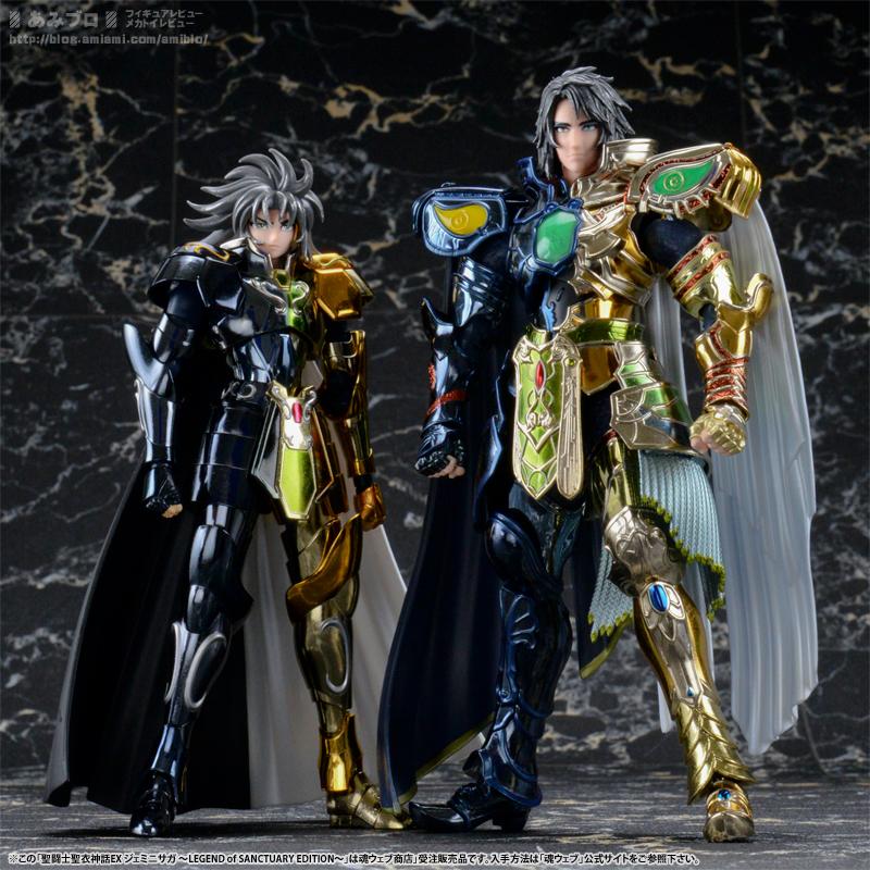 [Myth Cloth EX] Gemini Saga Gold Cloth ~Legend of Sanctuary Edition~ NrtsF4MZ