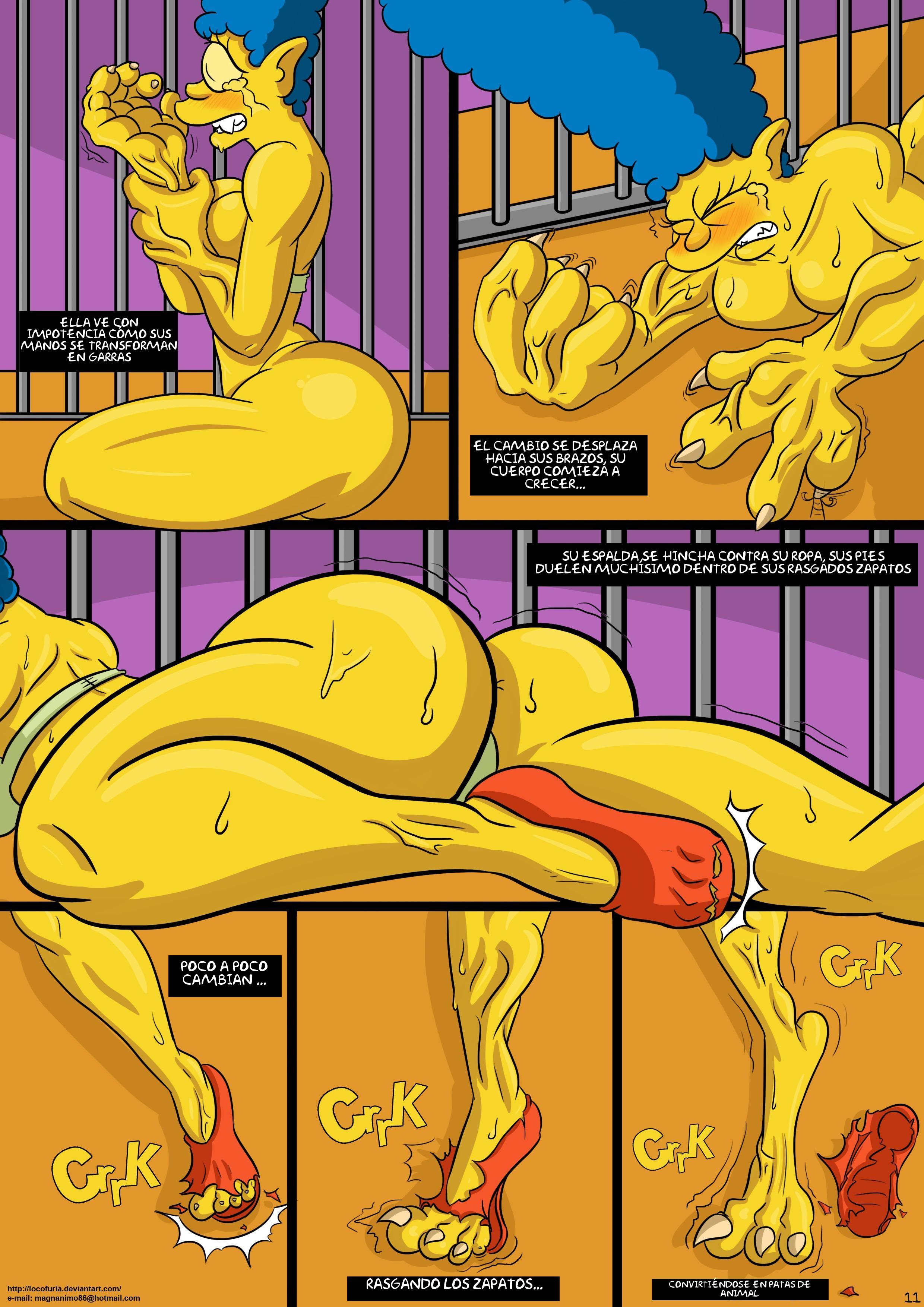 Vdeos porno Xxx Marge Simpson Xxx Pornhubcom