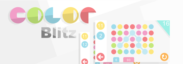 color blitz match 3 html5 game