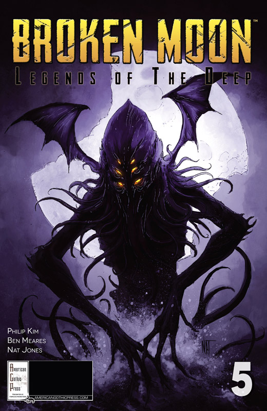 Broken Moon - Legends of the Deep #1-6 (2016-2017) Complete