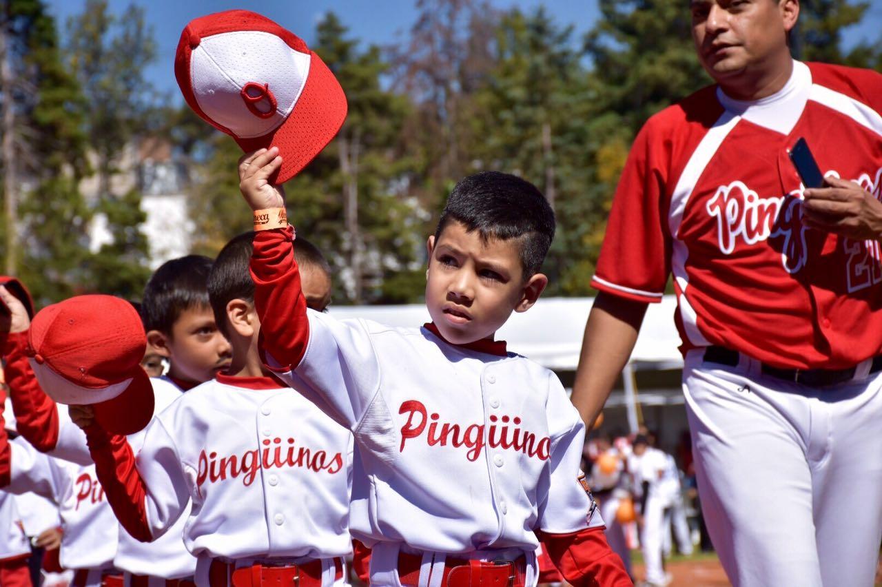 Fortalece CDMX relación con el beisbol