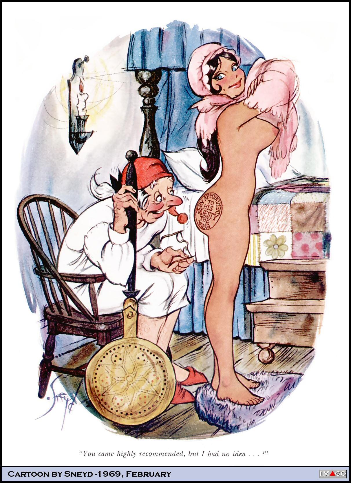 Эротические мультики 1969 16 фотография