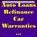 Auto Loans, Refinance, Car Warranties, and More