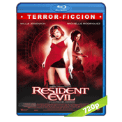 Resident Evil 1 (2002) HD720p Audio Trial Latino-Castellano-Ingles 5.1