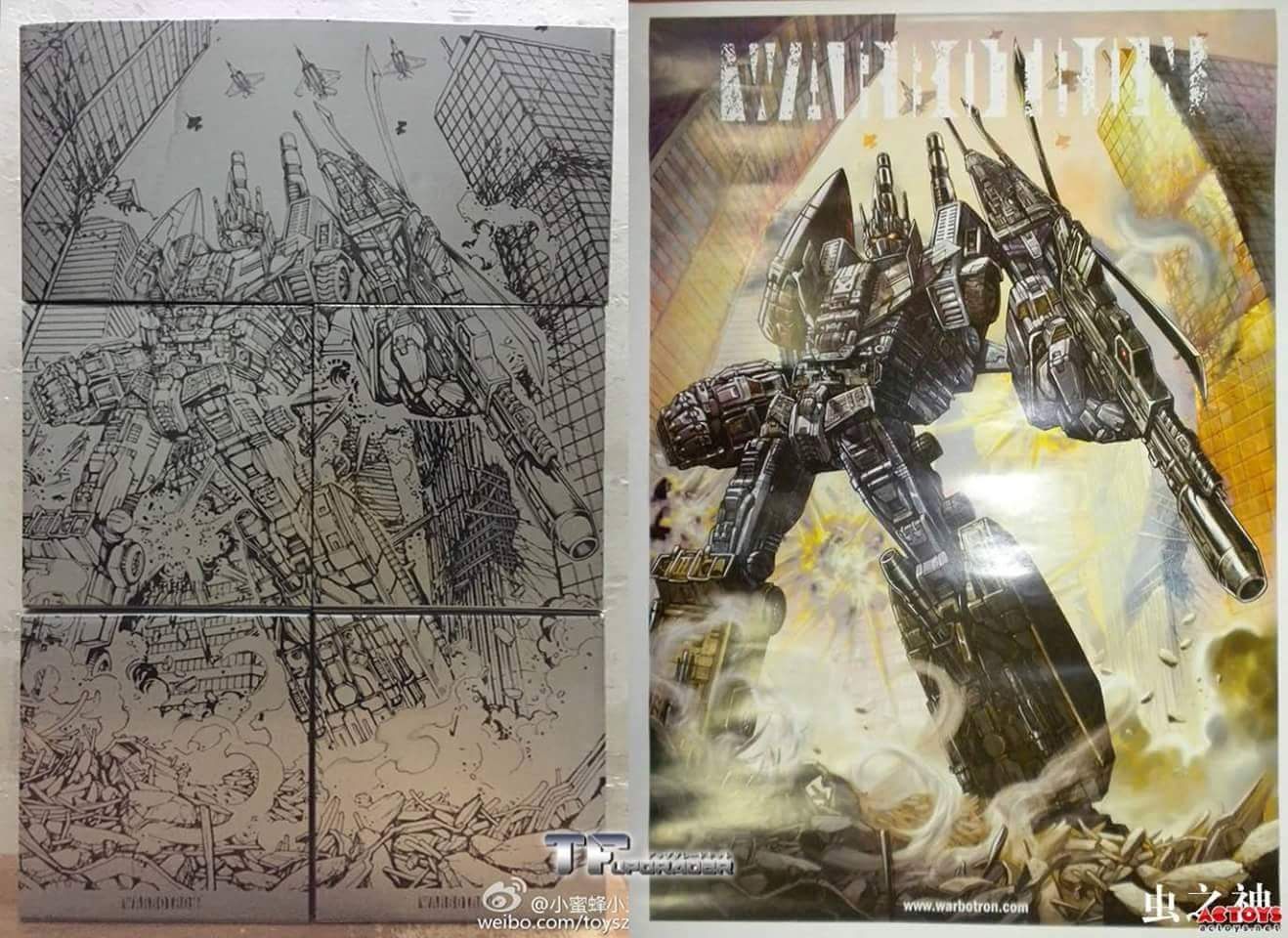[Warbotron] Produit Tiers - Jouet WB01 aka Bruticus - Page 4 Jim5ZApI