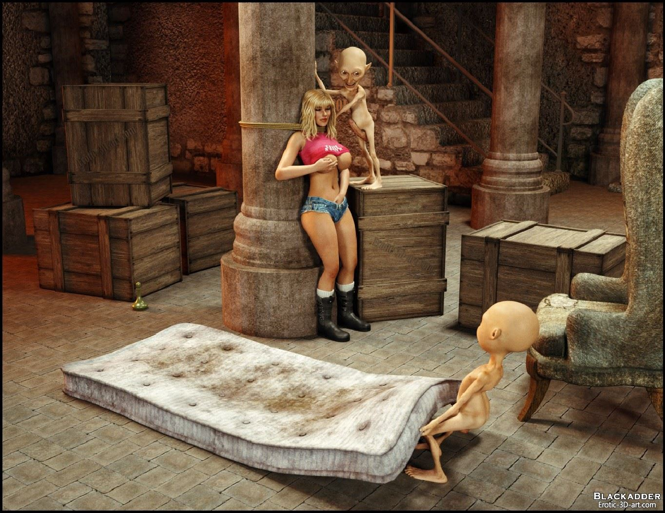 3d babe fucked by a gnome hentia fetish girls