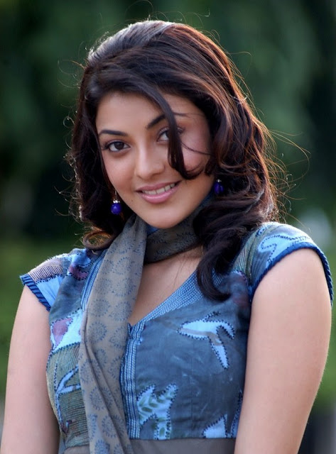 Kajal Agarwal latest gorgeous stills AboRU4hQ