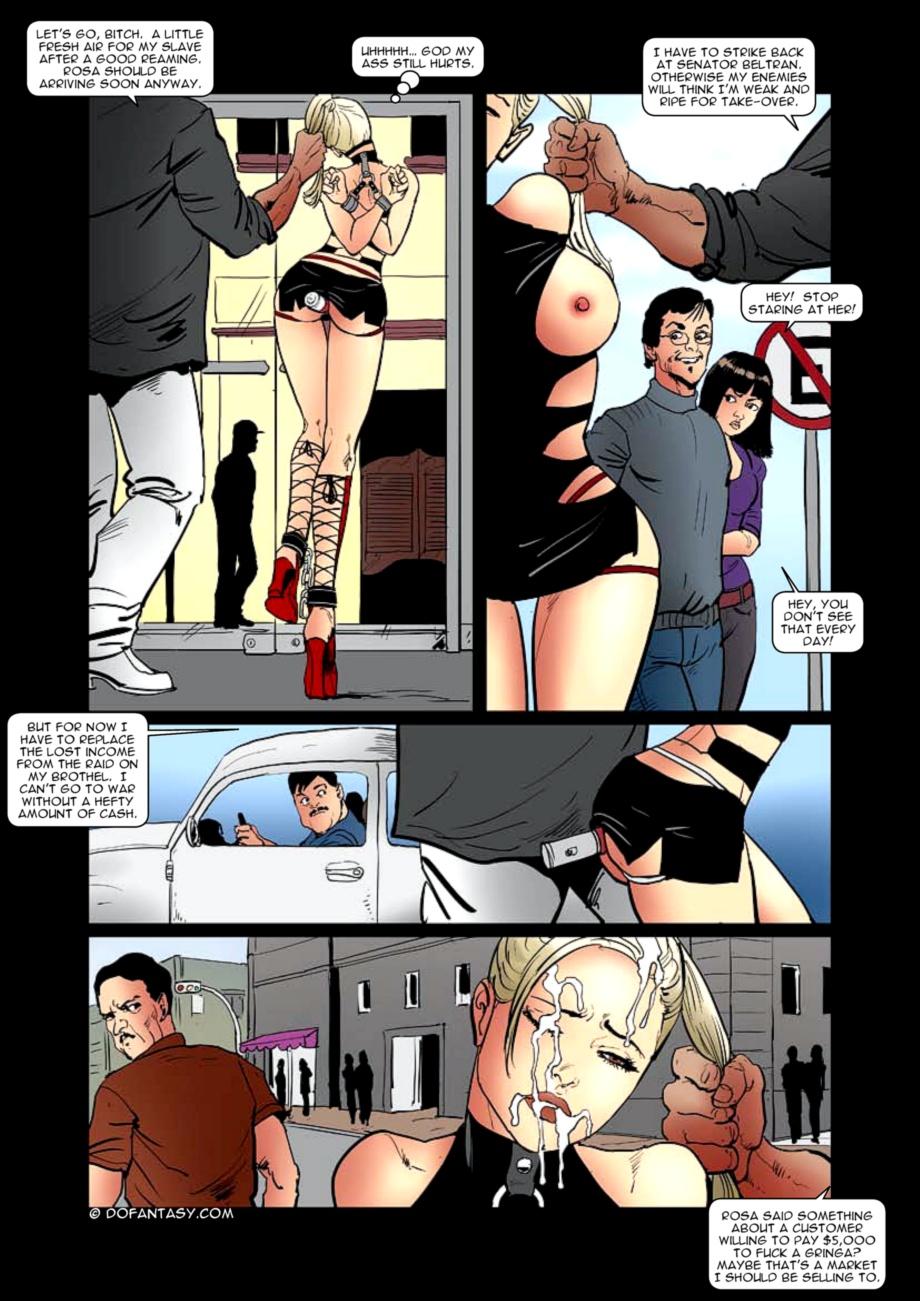 8 muse comic