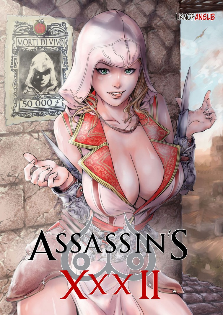 Assassins Creed 4 Black SEX - Easter Egg